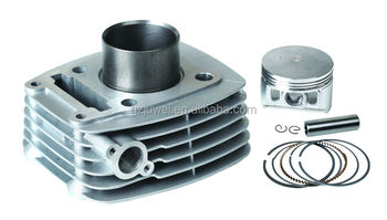 Hot sell motorcycle cylinder kit for PULSAR-150