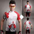 Summer new sport cycling Jerseys China design red cycling wears