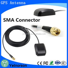 OEM new 28db GPS antenna for DVD navigation,tracker,GPS locate SMA-J3 3M
