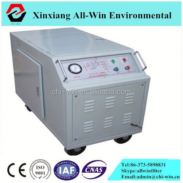 30L/min flow box type used ship fuel oil purifier