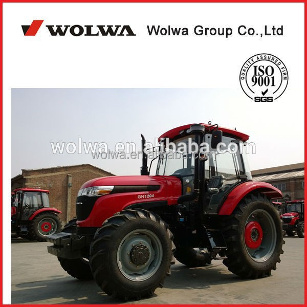 prices of agricultural tractor produced in china GN650, 65HP