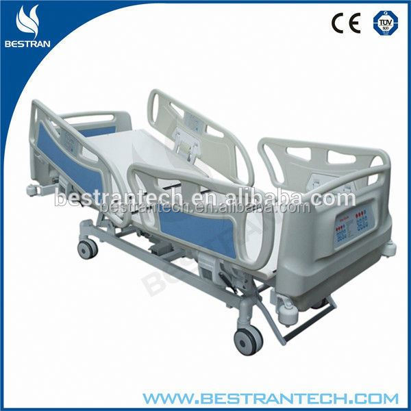 BT-AE002 Luxurious hospital adjustable care bed motor control hospital electric bed