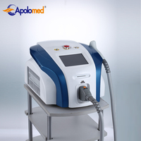 808 Nm Diode Laser Beauty Machine