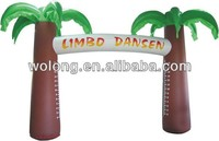 Hot sale inflatable finish arch, inflatable start