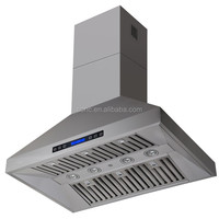 High Quality Island Mounted BBQ Range