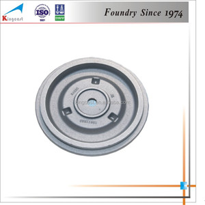 Hot products bestseller industry cast iron flywheel ton