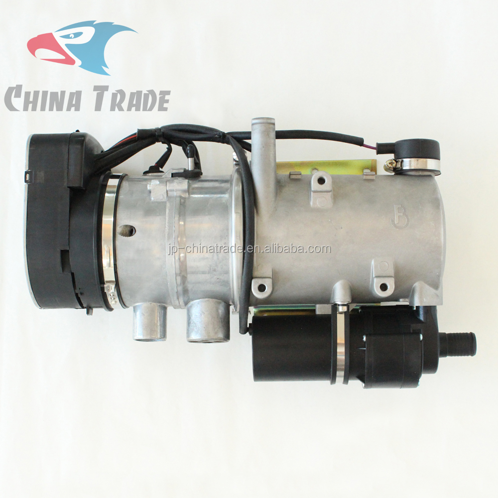 High Power 9KW 12V Diesel Water Heater or Cargo Truck Heater Coolant Engine Preheater Similar to Webasto