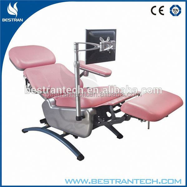 BT-DN003 Adjustable Electric blood donor beds