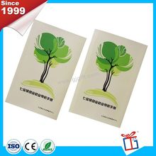 Hot promotional china manufacture customized company paper manual