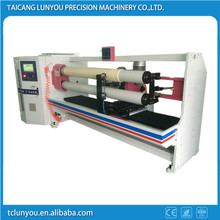 LY-703 masking film cutting machine/fabric roll cutting machine/aluminum foil adhesive tape cutting machine