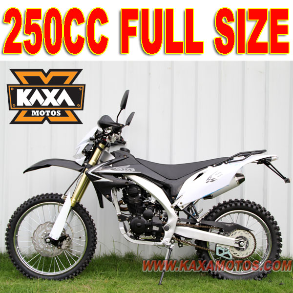 Full Size 250cc Pit Bike