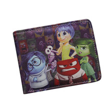 Hot Selling Fashion Cartoon Wallet Credit Card Holder Wallets PU Leather Short Purses