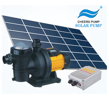 portable filter solar water pump for swimming pool solar powered pumps