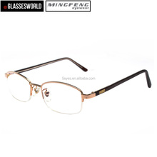 ZEST Half Frame Read Glasses Alloy Frame High Quality Reading Glasses