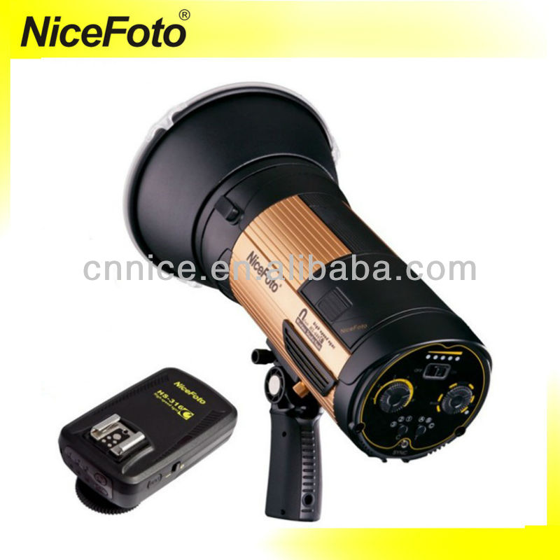 2014 New Nicefoto HS Series Photo Studio Light Kits