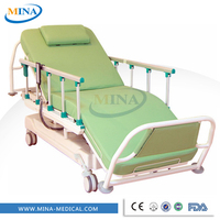 MINA-BC08 recliner chair electric blood donor beds