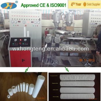 Professional Manufacturer Supply New Design PP Spun Bond Filter Cartridge Making Machine