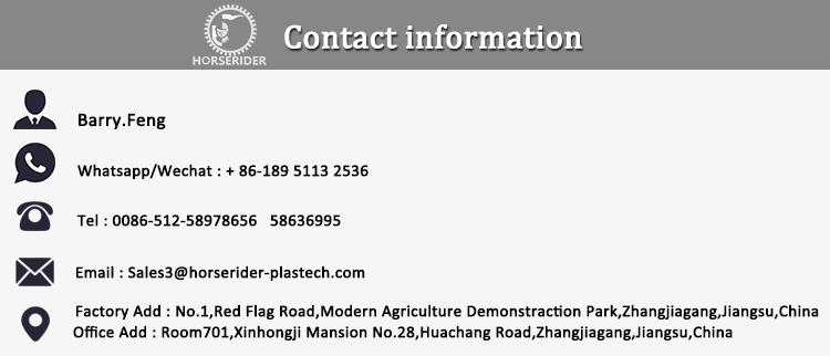 pe pp film two extruder granulation line /plastic granulation machines/plastic recycling granulator