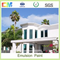Climate resistant UV proof waterproofing acrylic latex spray building exterior wall acrylic emulsion paint