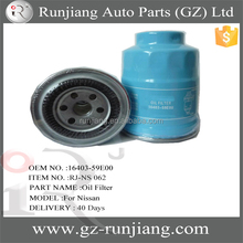 engine oil filter for NISS AN-PATHFINDER OE:16403-59E00
