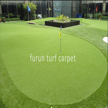 Artificial grass for mini golf