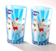 plastic cup 3d model without lid