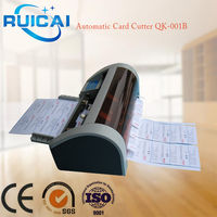 Useful Convenient Card Cutter Card Slitting Machine