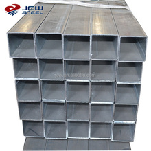Low Price Universal Uniform Size Hot Dipped Rectangular Galvanized Steel Pipe For Furniture Bending Use