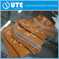 Printing Fireproof PVC foam board with 5-25mm thickness for decoration