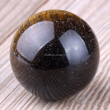 Beautiful natural crystal tiger's-eye crystal ball sale 100% natural crystal tiger's eye quartz ball for decoration