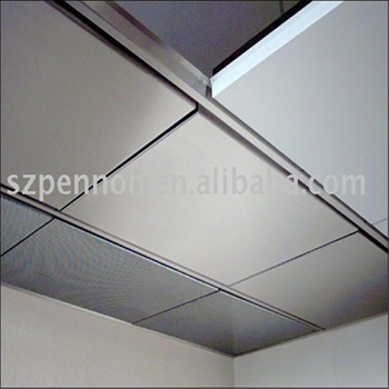 Aluminum Ceiling Tile Metal Ceiling Panel Clip In Ceiling