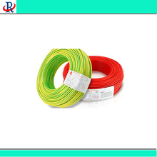 china copper insulated conductor 1x2.5 bv electric wire