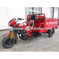 200cc three wheel motor vehicle/trimoto de carga/adult bicycle with 3 seats