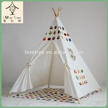 Lovely kids roof top tent teepee tents for sale with low price