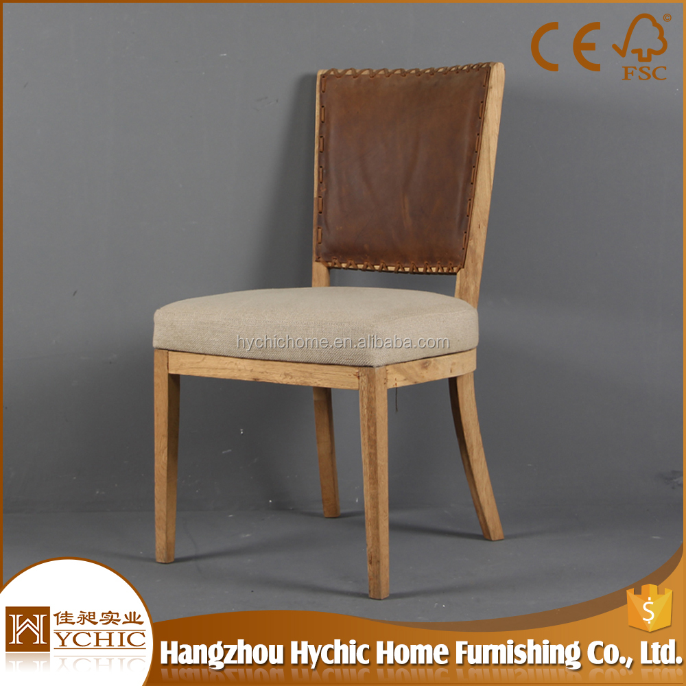 High Quality Baby Hotel Dining Antique Carved Back Chair