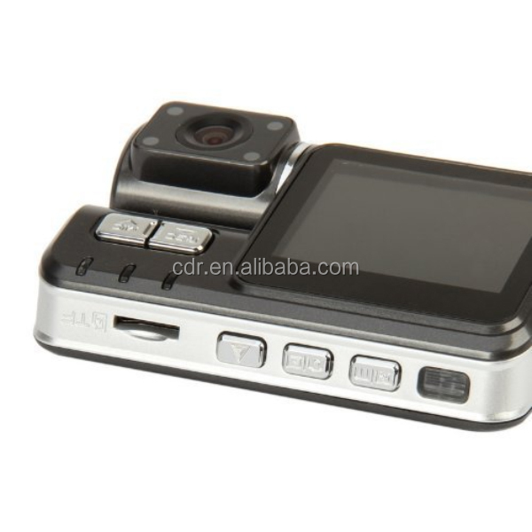 Factory Direct Supply Supports GPS 1080P Dual Lens and Super Night Vision Manual Car Camera HD DVR I1000