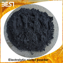 Best12D lincoln welding electrodes / electrolytic nickel powder