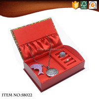 Mother Of Pearl Inlaid Jewelry Box Velvet Making Machine
