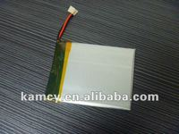 LP586285 3.7v 3200mah li-polymer battery photo lithium battery