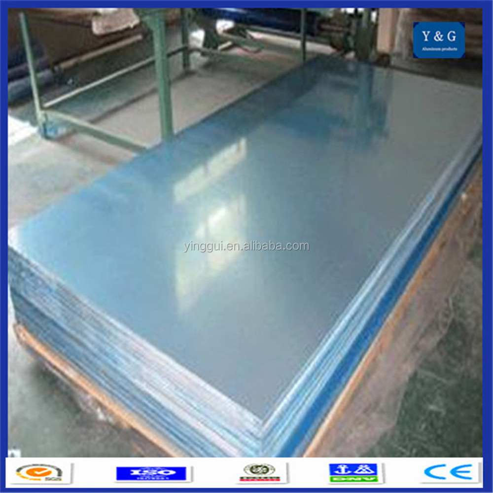 5005 anodized aluminium sheet 3MM Product Factory Price