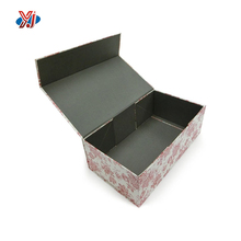 folding cardboard small luxury gift paper packaging box