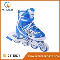 aggressive flashing wheels high quality wholesale quads roller skates