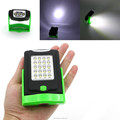 Portable LED Lights Camping Bicycle Tent Lamp with Built-in Magnet Hook