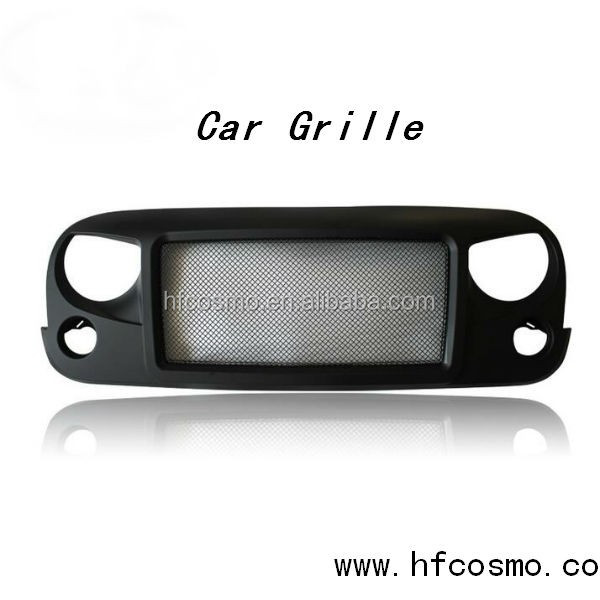 Customized car auto front grille with logo