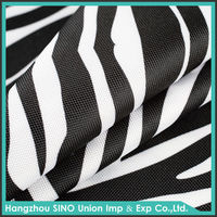 Waterproof oxford fabric manufacturers umbrella material fabric