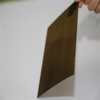 Makrolon virgin material solid polycarbonate roof sheet for skylight