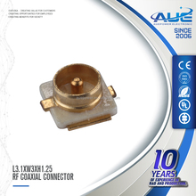 Ipex Terminal Smt Connector U.FL Socket IPEX/IPX Connect U.FL-R-SMT patch antenna
