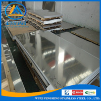 Cold Rolled 0.5mm Thick Stainless Steel Sheet