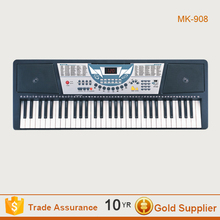 Most popular 61-key music keyboard instrument with ROSH certification