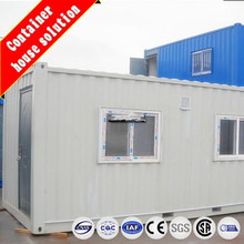 Modified 40 foot living shipping container